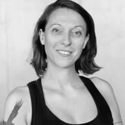 Beth Crivelli - yoga teacher