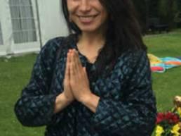Carolina Fajardo - Hot bikram yoga and vinyasa yoga teacher