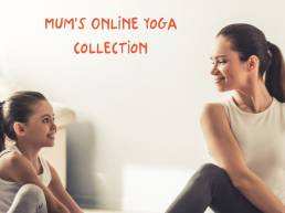 Mum's online yoga collections