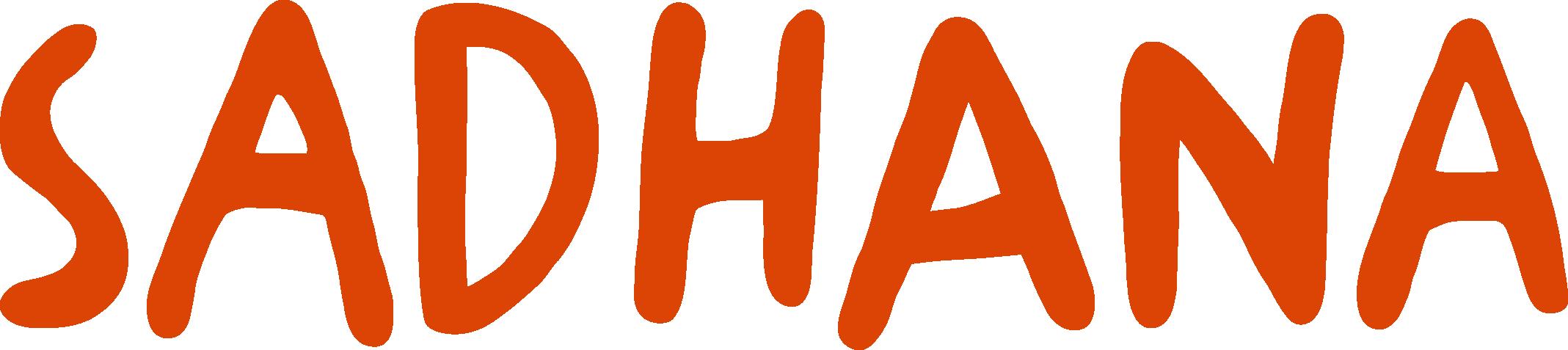 Sadhana Yoga & Wellbeing Logo